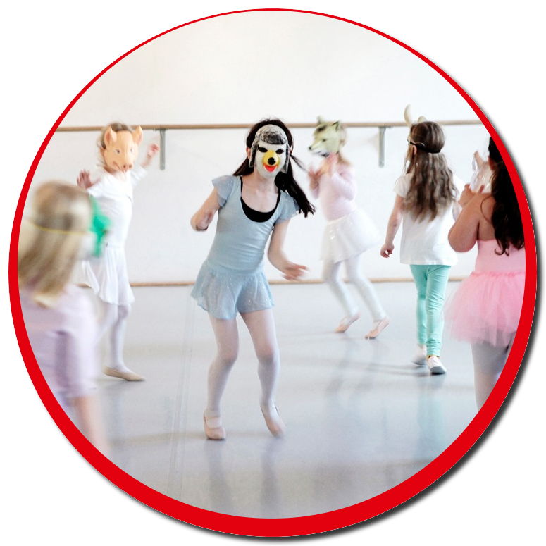 Ballettunterricht für Kinder in Hamburg